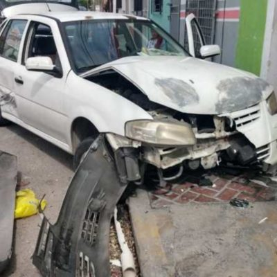 Registra Yucatán promedio diario de un muerto por accidente de auto y ocho robos en primer semestre de 2019