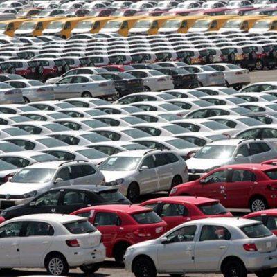 Caen 7.94% las ventas de autos nuevos en julio