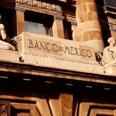 CEDE BANXICO: Bajan tasa por 'atorón' económico