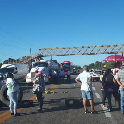 Anuncian marchas en Tabasco contra 'Ley Garrote' que penaliza bloqueos en Tabasco