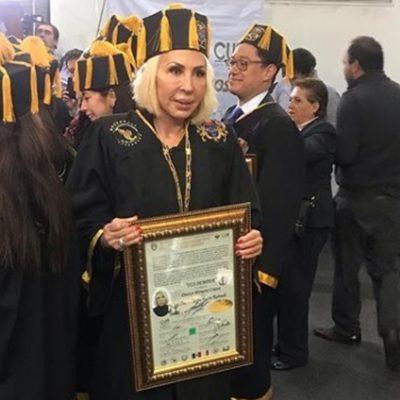 'Endurecerá' Congreso permisos para utilizar instalaciones, tras críticas por 'Honoris Causa' a Laura Bozzo
