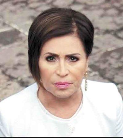 'Promete' Rosario Robles presentarse a audiencia en la SCJN este 8 de agosto