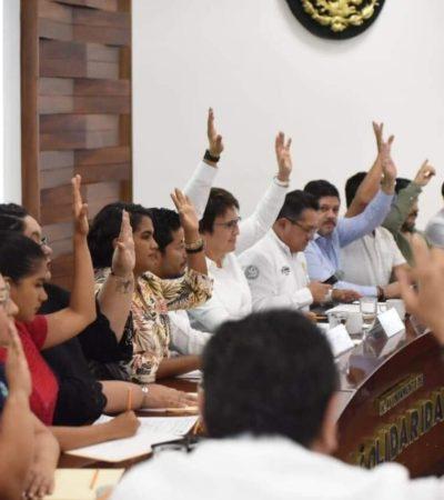 """""""NOS FUE BIEN"""", SE CONSUELAN: Aprueba Cabildo de Solidaridad aplazar entrega de obras de Sedatu hasta el 2021… y con un recorte de más de la mitad en la bolsa prometida por AMLO"""