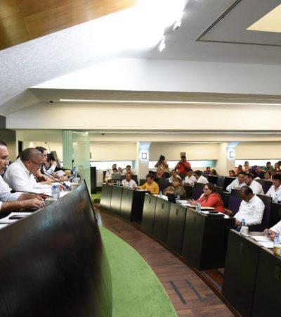Critican modificación a leyes de seguridad social en Campeche; favorecen a alta burocracia, según opositores