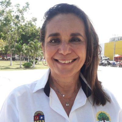 Renuncia Lizbeth Escartín a la gerencia de CAPA en Cozumel