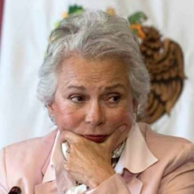 Desmiente Olga Sánchez Cordero rumor sobre supuesta renuncia a la Segob