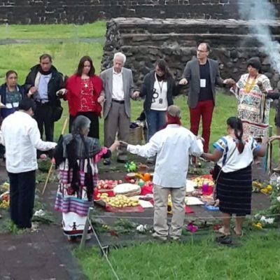 Indígenas mayas de Quintana Roo asisten al Foro Regional de Indígenas