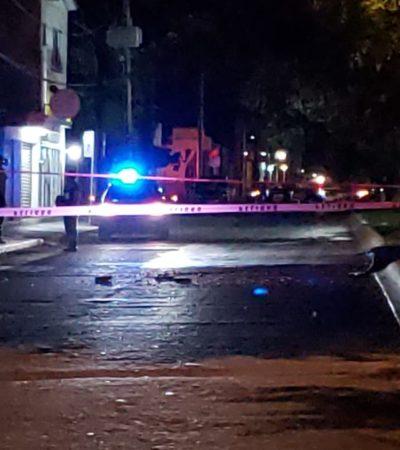 Muere costarricense al chocar en moto en Cozumel