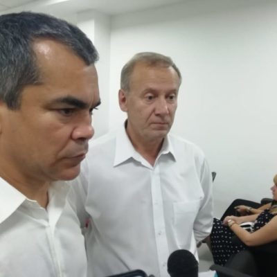 Fundación MGAS trae a Cancún a médicos rusos para ayudar a niños con parálisis cerebral