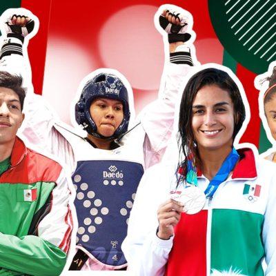 MEDALLERO PANAMERICANO 2019: Así van los mexicanos en Lima