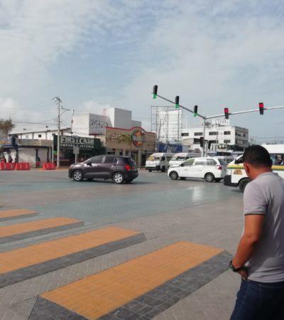 Fija Conrado plazo de dos meses para concluir remodelación de 'El Crucero' en Cancún