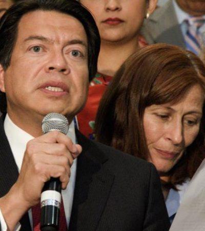 Buscarán diputados de Morena aprobar que se elimine fuero al presidente este mismo año