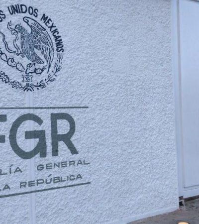 Investigan a funcionarios de la FGR en Cancún por corrupción, abusos y posibles nexos con el crimen organizado