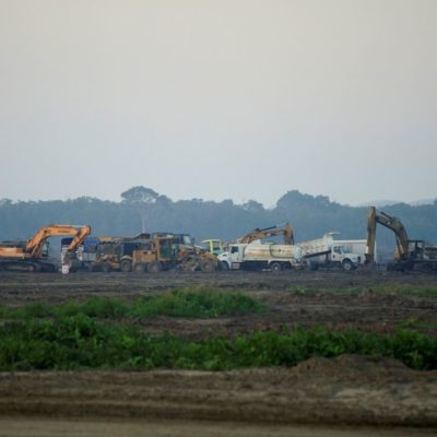Celebra gobierno de Tabasco autorización de ASEA para construcción de refinería en Dos Bocas