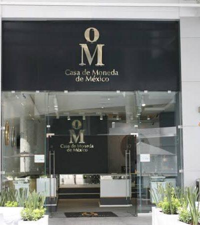 ASALTAN LA CASA DE MONEDA DE MÉXICO: Reportan que ladrones se llevaron un botín de 1,500 centenarios de oro con valor de 50 mdp