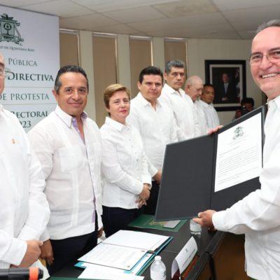 ASUME LÓPEZ MENA COMO RECTOR DE LA UQROO: En medio de reclamos y a puerta cerrada, ex secretario de Gobierno dirigirá ahora a la Universidad de Quintana Roo