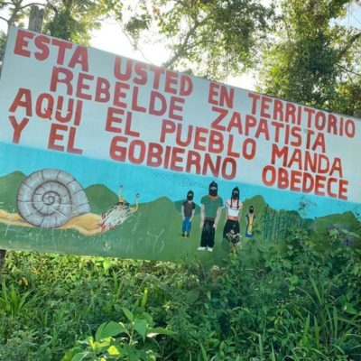 Da AMLO 'bienvenida' a 11 nuevos territorios autónomos anunciados por el EZLN
