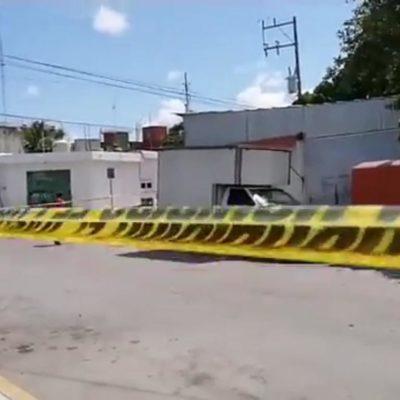 EJECUTAN A UNA MUJER EN TULUM: Ataque a balazos a espaldas de la terminal de autobuses ADO