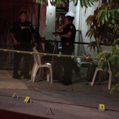 Pistolero en mototaxi ejecuta a un hombre y hiere a otro en Playa del Carmen; detiene Policía Estatal a pistolero
