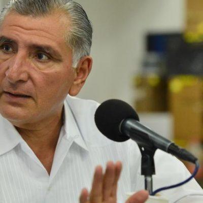 Hay cuatro universidades y un instituto superior de Tabasco implicados en la 'estafa maestra', dice el gobernador