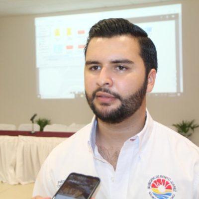 Sector empresarial y el Instituto de la Juventud firman convenio para ampliar apoyos con programas, becas y capacitación para jóvenes en Cancún
