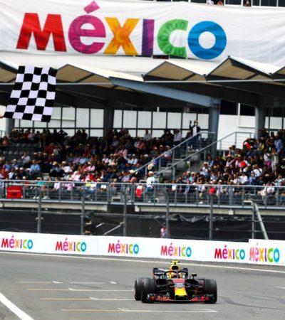 Confirma Sheinbaum que habrá Fórmula 1 en la CDMX, pero sin dinero público