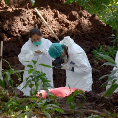 Hallan cuatro mil 874 cuerpos en tres mil fosas clandestinas en México, de 2006 a la fecha