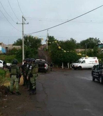 Reconoce AMLO actuación de la Guardia Nacional tras enfrentamiento donde murió un elemento