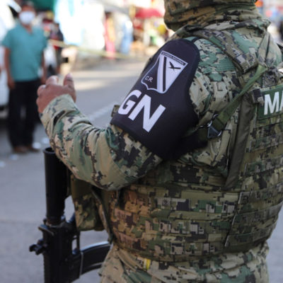 ACCIDENTE MORTAL: Muere menor atropellado por vehículo de la Guardia Nacional en Xalapa