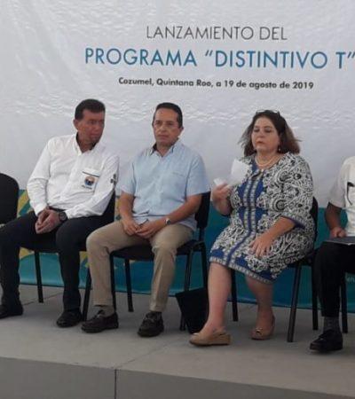 Asegura Carlos Joaquín que los mayores retos de su gobierno son fomentar el crecimiento económico, turístico y la seguridad pública de QR