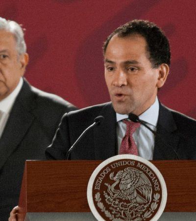 Confía AMLO en que reunión de Herrera con Meade y González Anaya sea solo un asunto de 'gremio'