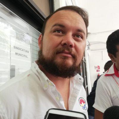 Niega Heyden Cebada que haya contratado a personas, tras acusación en su contra por nepotismo