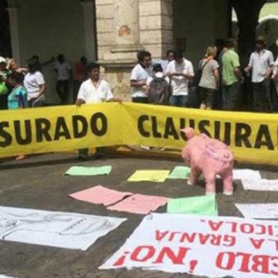 Atrae la SCJN juicio contra granja porcícola en reserva de cenotes de Yucatán