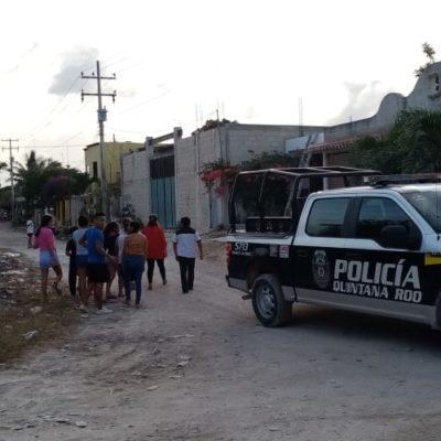 Balean a un hombre en la colonia San Alfredo de la Región 237 de Cancún