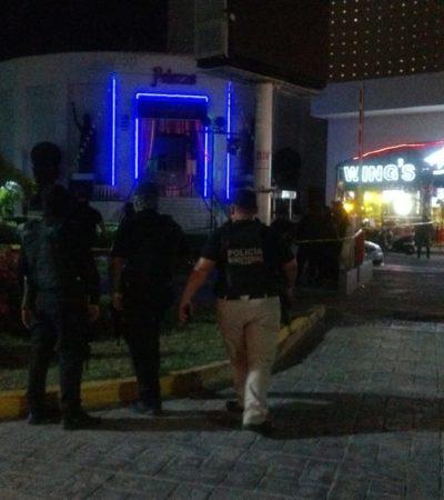 OPERATIVO EN EL PALAZZO DE CANCÚN: Un mes después del secuestro de estudiante regio en discoteca de la zona hotelera, buscan evidencias de violencia
