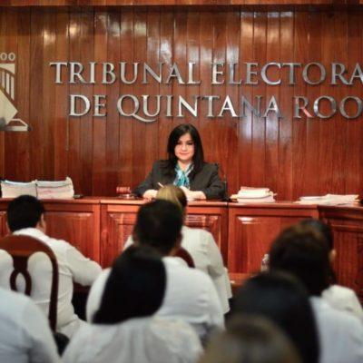 Teqroo determina existencia de responsabilidades atribuidas a la regidora Martha Reyes Mejía
