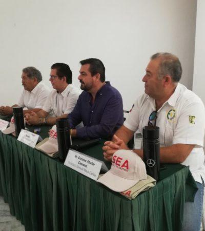 Presentan la nueva plataforma Servicios Empresariales Ecológicos y Administrativos para el Autotransporte en Cancún