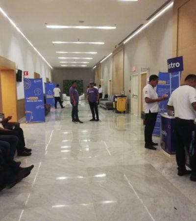 Cabify sustituirá a Easy en Cancún a través de unidades del sindicato de taxistas Andrés Quintana Roo