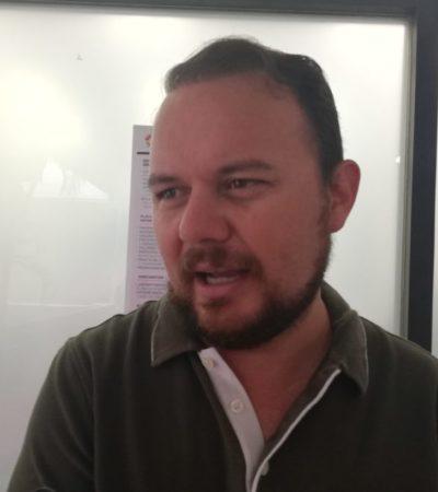 Encargado de Asuntos Internos de Seguridad Pública de BJ compareció para mostrar avances de procesos pendientes, afirma Heyden Cebada