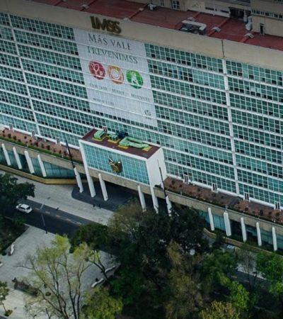 Frena IMSS dos hospitales que se construirían en Asociación Público Privada en Nuevo León y Edomex