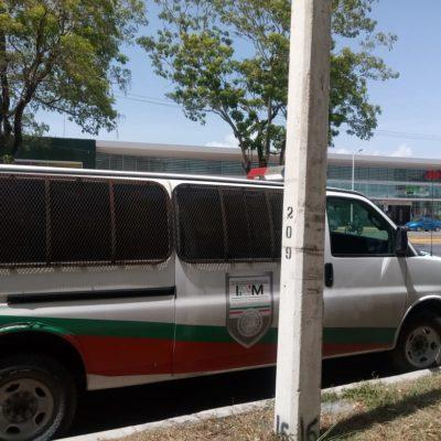Denuncia INM supuestos 'falsos agentes' en Isla Mujeres