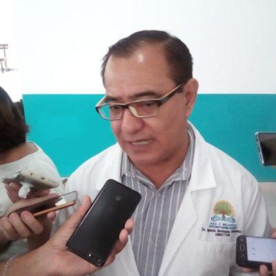 Incremento de heridos por arma de fuego ocasiona falta de cirujanos en el Hospital General de Cancún