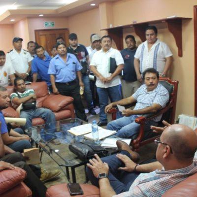 Instituto de Movilidad prohíbe la entrada de mototaxis de la CROM en Lázaro Cárdenas