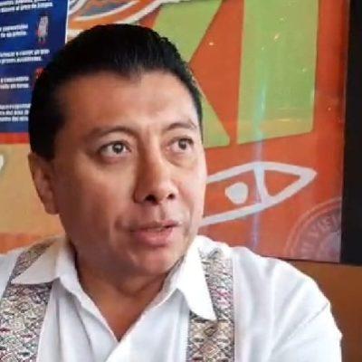 Afirma Jesús Pool que en caso de perder la plurinominal de Edgar Gasca, trabajarán con los diputados que les dejen