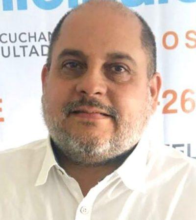 Pide Juan Carlos Pallares renuncia al PAN de militantes que se han sumado a proyecto de Margarita Zavala y Felipe Calderón