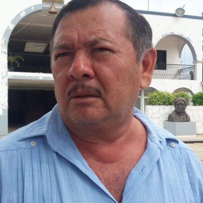 """Comunidades, responsables de escuelas que se inundan porque donan terrenos que no son aptos, pero """"el error es mutuo"""", dice delegado de SEQ en JMM"""