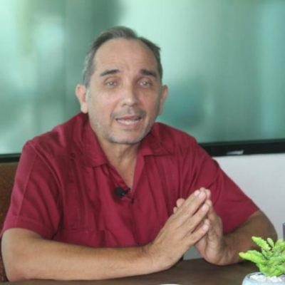Acepta Juan Carlos Beristain derrota por las 'pluris' y destaca que Morena se fortalece en el Congreso de QR