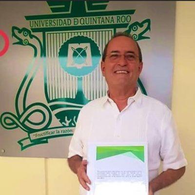 Colegio de Estudiantes de la Uqroo lamenta designación de López Mena como rector