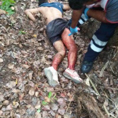 Ladrón entra a robar y lo reciben con un balazo en Chetumal