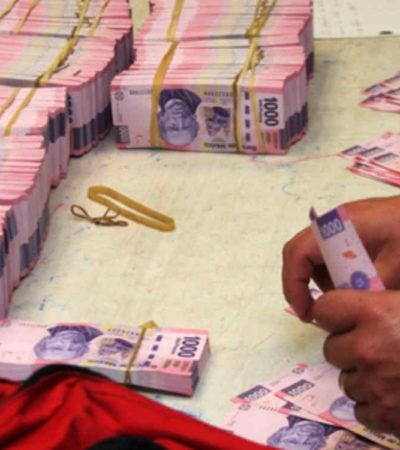 Piden a gobernadores ayuda contra lavado de dinero